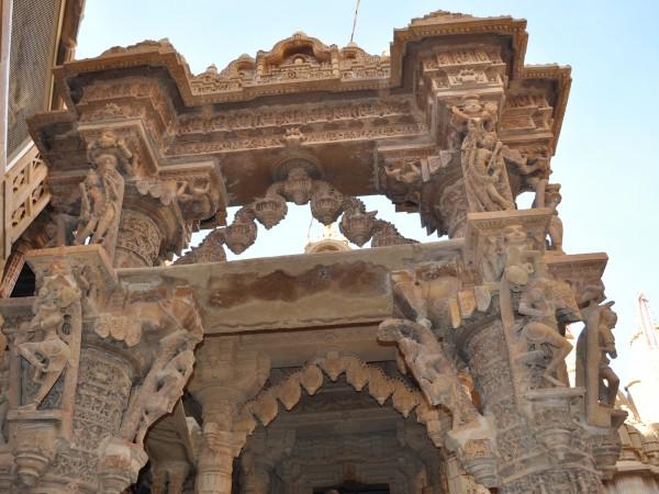 Jaisalmer photos, Jain Temples - DSC_0430