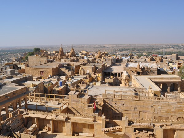 Jaisalmer photos, Jaisalmer Fort - DSC_0467
