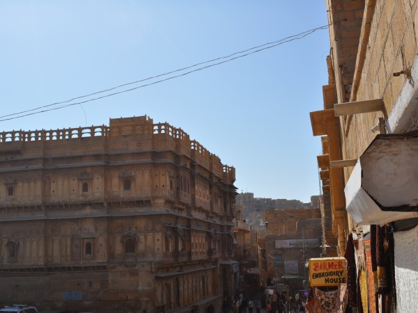 Jaisalmer photos, Patwon ki Haveli - DSC_0477