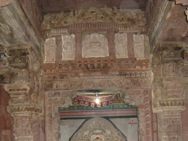 Jodhpur photos, Osian - IMG_6874 - Jain Temple