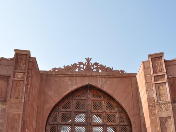 Pokhran photos, Fort Pokaran - DSC_0563