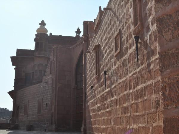 Pokhran photos, Fort Pokaran - DSC_0562