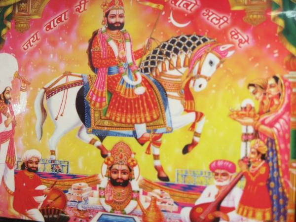Phalodi photos, Ramdevra Temple - IMG_6686
