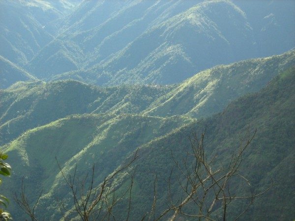 East Khasi Hills photos, Mawlynnong Village - The Carpeted Hills