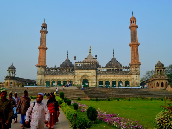 Lucknow photos, Bada Imambara