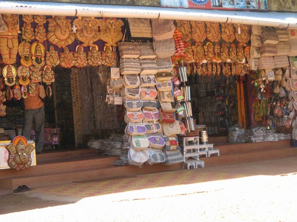 Gokarna photos, Idagunji - Crafty Ganesh