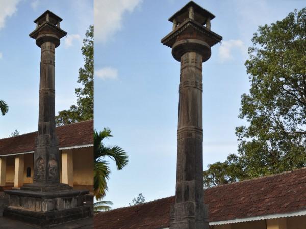 Honnemardu photos, Keladi - Stambha Gopura
