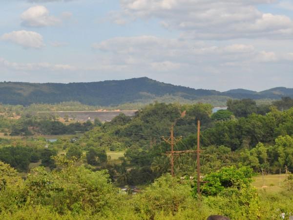 Jog falls photos, Linganamakki Dam - DSC_0674