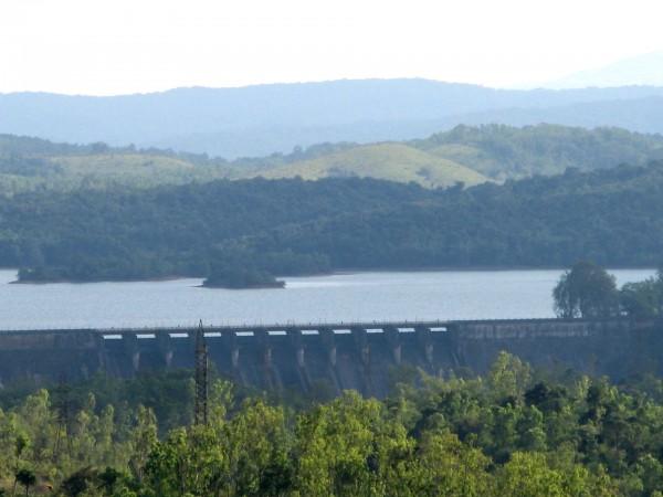 Jog falls photos, Linganamakki Dam - IMG_7568
