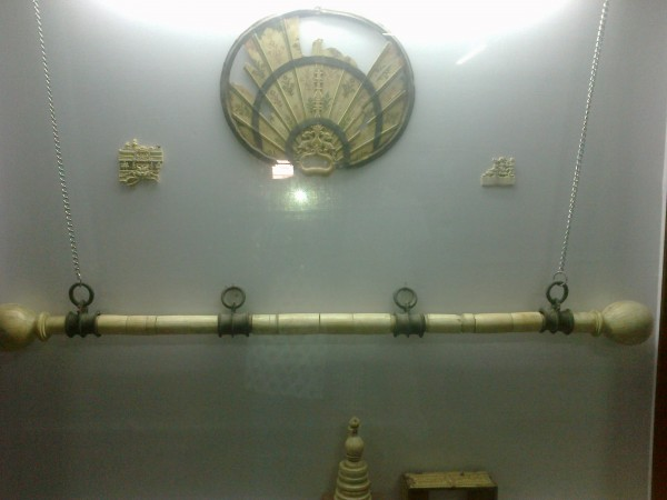 Madurai photos, Meenakshi Amman Temple Museum - Madurai ( Temple museum)