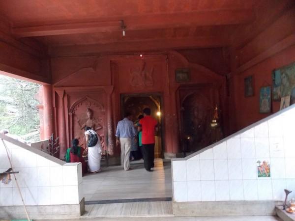 Guwahati photos, BAISHISTHA MANDIR1-GUWAHATI
