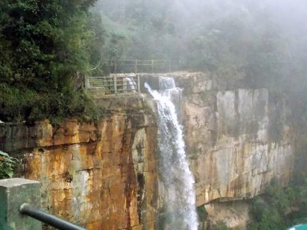 East Khasi Hills photos, Wah kba Falls