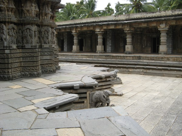 Mysore photos, Somanathapura - IMG_4436