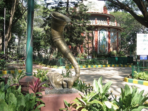 Bangalore photos, Bugle Rock - Rock