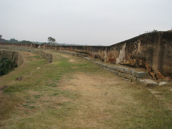 Bangalore photos, Devanahalli Fort - Walls