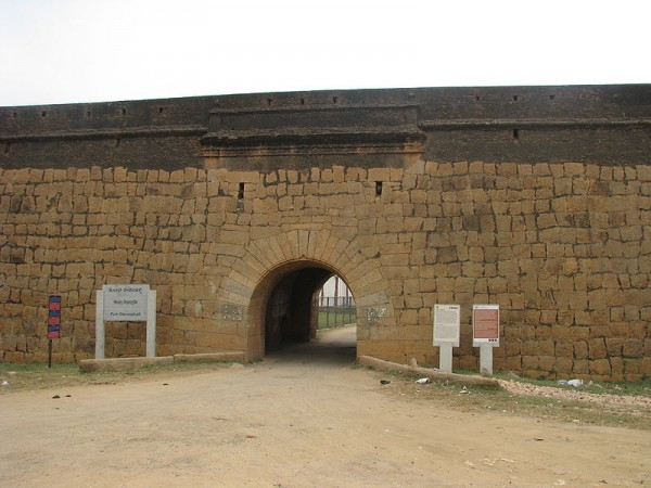 Bangalore photos, Devanahalli Fort - View
