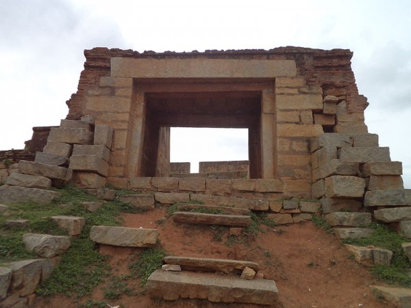 Bangalore photos, Devanahalli Fort - Closer view
