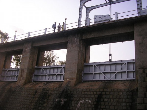 Bangalore photos, Thippagondanahalli Reservoir - Dam