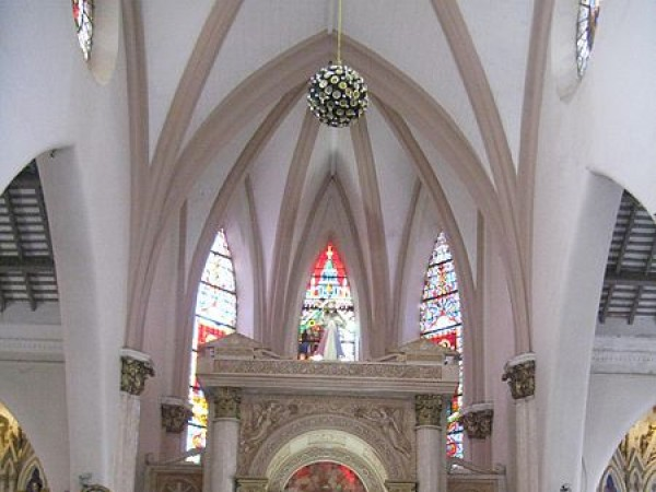 Bangalore photos, St. Mary's Basilica - Church