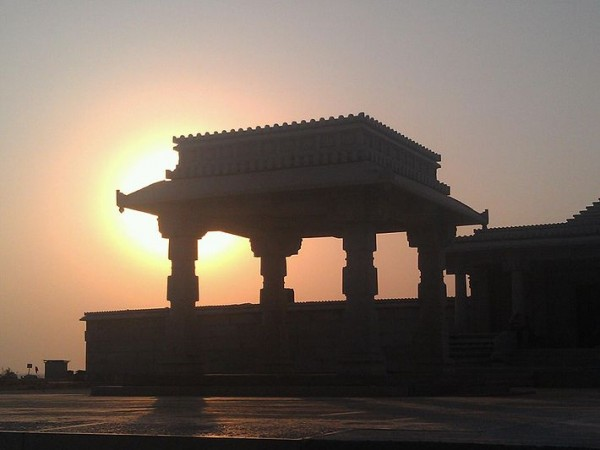 Mysore photos, Venugopala Swamy Temple - Sunset