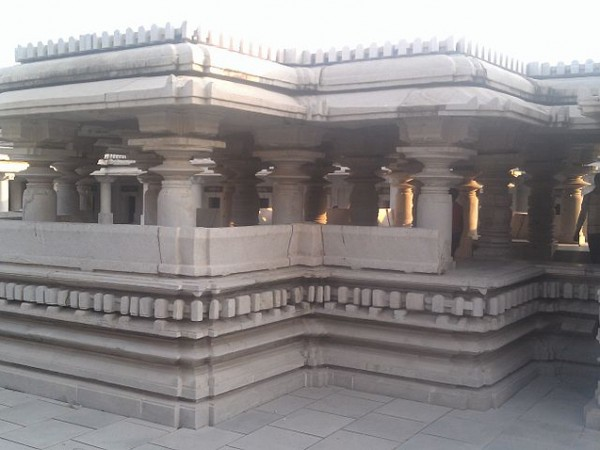 Mysore photos, Venugopala Swamy Temple - Structure