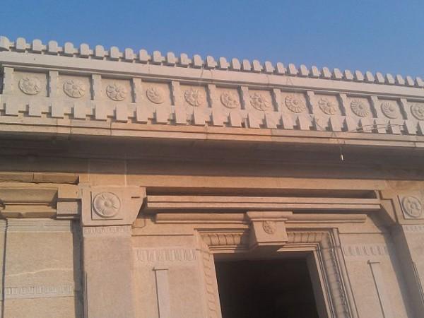 Mysore photos, Venugopala Swamy Temple - Outer wall