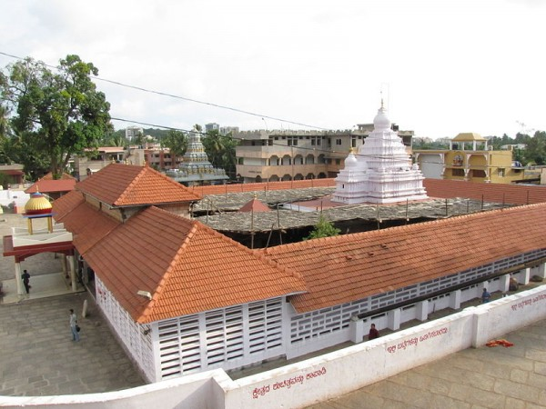 Mangalore photos, Kadri Manjunath Temple - Outer view