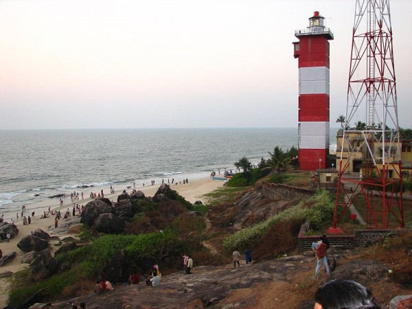 Mangalore photos, Surathkal Beach - Lighthouse