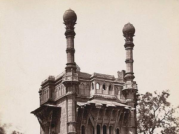 Bijapur photos, Mehtar Mahal - Mahal