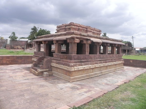 Aihole photos, Lad Khan Temple - Khan Temple