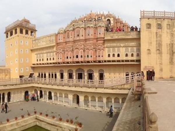 Jaipur photos, Hawa Mahal - jaipur1