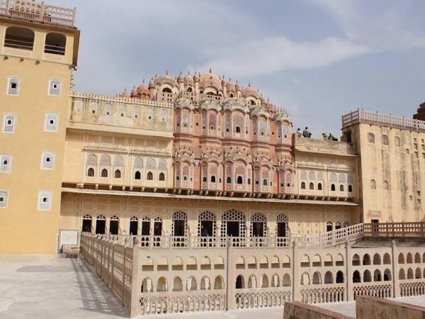 Jaipur photos, Hawa Mahal - jaipur7