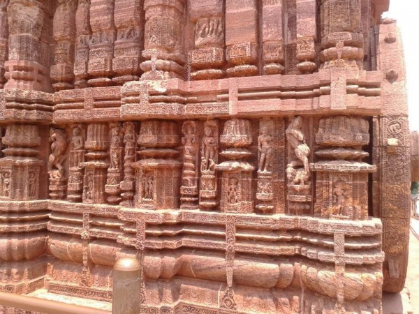 Konark photos, Sun Temple - konark1