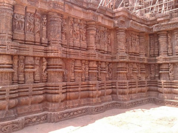 Konark photos, Sun Temple - konark3