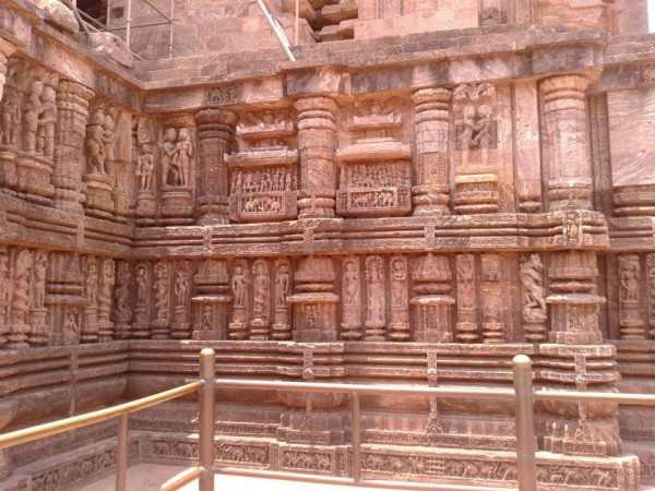 Konark photos, Sun Temple - konark4