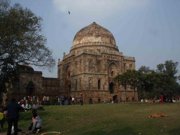 Delhi photos, Lodhi Garden - Lodi Garden