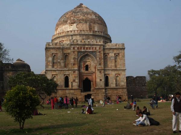Delhi photos, Lodhi Garden - Lodi Garden-1