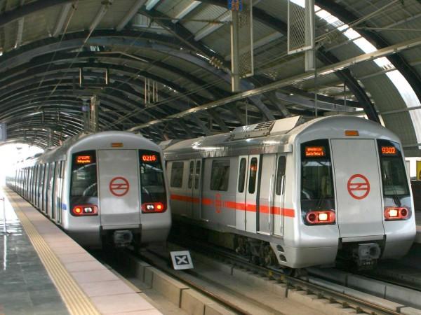 Delhi photos, Delhi Metro - Metro Rail-2