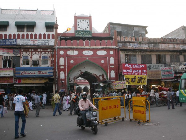 Delhi photos, Shopping in Delhi - Chandni Chowk-6