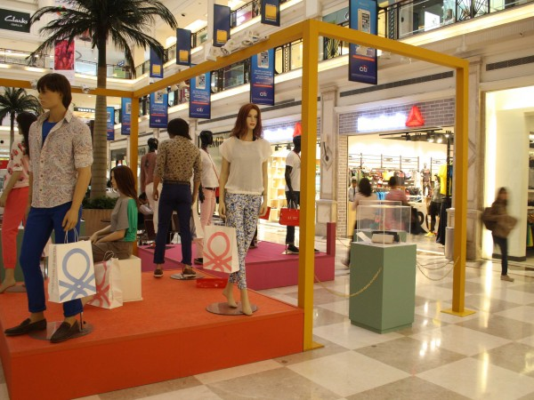 Delhi photos, Shopping in Delhi - DLF-Promenade Mall-3