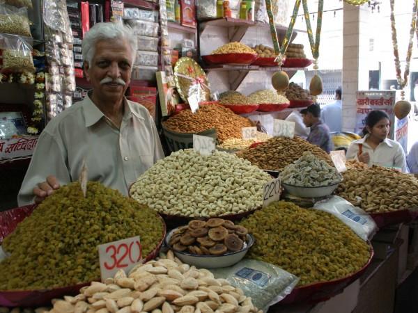 Delhi photos, Shopping in Delhi - Khari Babli-1
