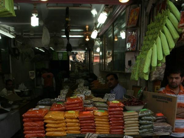 Delhi photos, Shopping in Delhi - Khari Babli-4