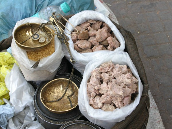 Delhi photos, Shopping in Delhi - Khari Babli-7