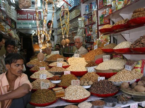 Delhi photos, Shopping in Delhi - Khari Babli-12