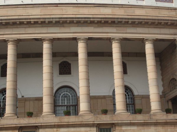Delhi photos, Parliament House - Parlianmennt-1