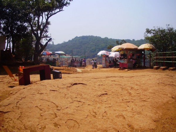 Matheran photos, View point