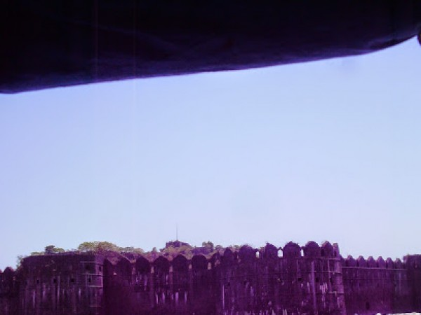 Murud Janjira photos, Janjira Fort - Evening View