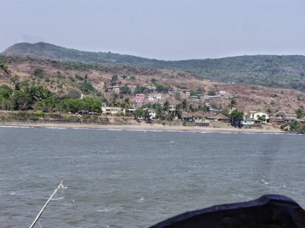 Murud Janjira photos, Janjira Fort - Distance View