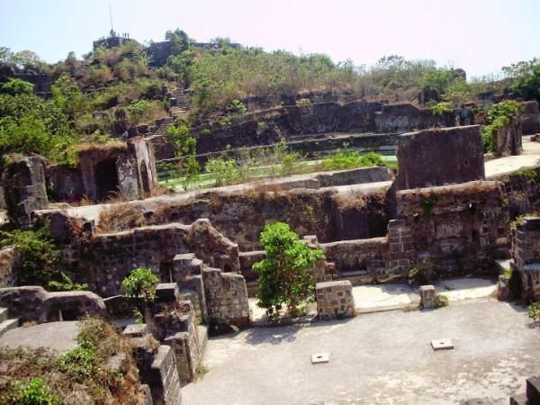 Murud Janjira photos, Janjira Fort - Inside Fort