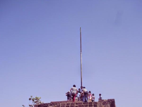Murud Janjira photos, Janjira Fort - Piller
